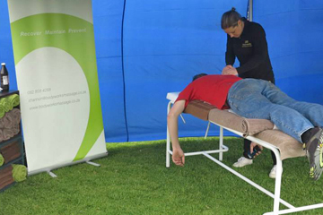 Our massages help to heal and prevent injuries