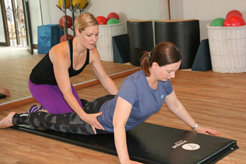 Everyone loves to do Pilates to help them prevent injury and get strong and lean